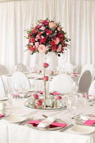 centre pieces wedding floral creations 4