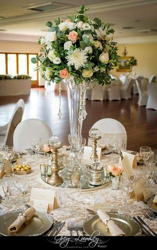 centre pieces wedding floral creations 8