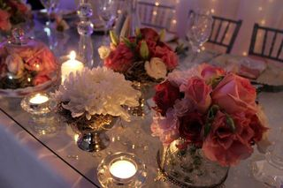 wedding flower tables floral creations 10