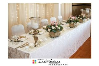 wedding flower tables floral creations 12