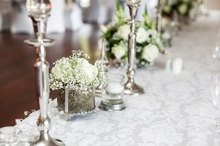 wedding flower tables floral creations 17