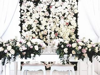 wedding flower tables floral creations 28