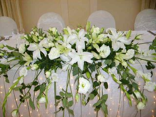 wedding flower tables floral creations port elizabeth 2