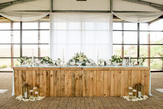 wedding tables flower floral creations 7