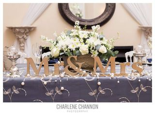 wedding tables flower floral creations 9