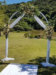 wedding arches floral creations port elizabeth 16 v 3