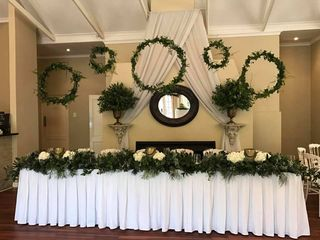 Hanging Wedding Flowers And DécorJune 08, 2018