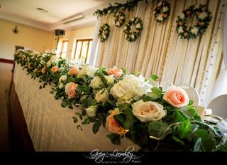 wedding flowers and decor floral creations 9