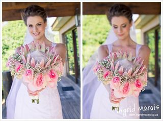 brides wedding flowers bouquets floral creations port elizabeth 144