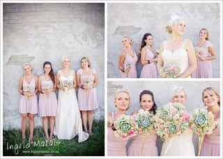 brides wedding flowers bouquets floral creations port elizabeth 153