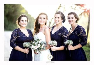 bridesmaids flowers bouquets floral creations 10