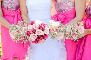 bridesmaids flowers bouquets floral creations 12