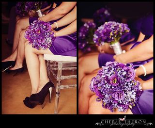 bridesmaids flowers bouquets floral creations 14