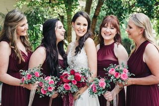 bridesmaids flowers bouquets floral creations 20