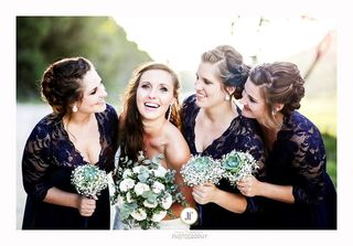 bridesmaids flowers bouquets floral creations 9