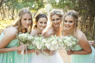 bridesmaids weeding flowers bouquets floral creations 12