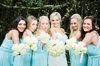bridesmaids weeding flowers bouquets floral creations 13