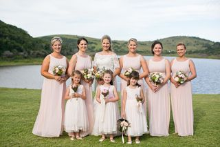 bridesmaids weeding flowers bouquets floral creations 16