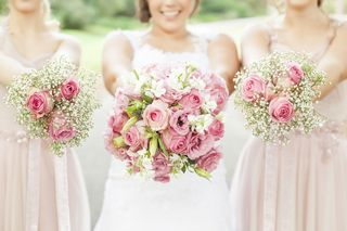 bridesmaids weeding flowers bouquets floral creations 7