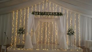 draping backdrop hire and flowers port elizabeth 005